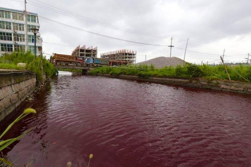 rio vermelho sangue china 3