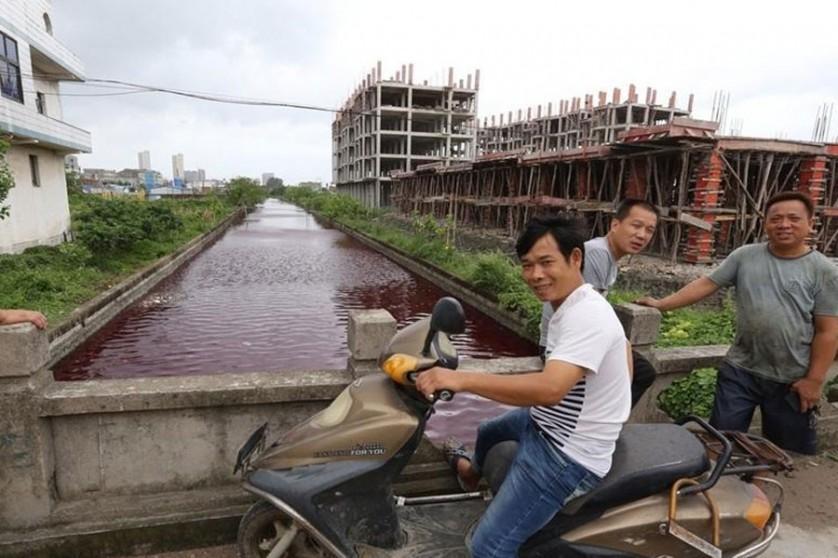 rio vermelho sangue china 4