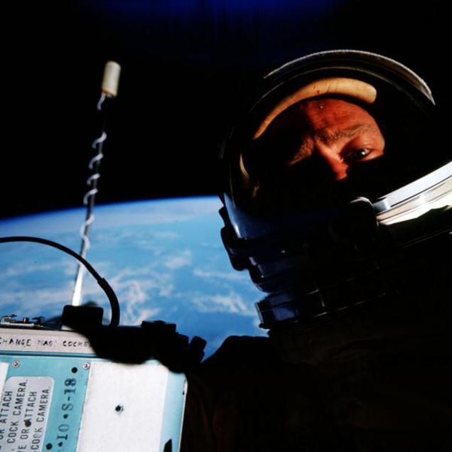 segundo pouso na lua selfie no espaço