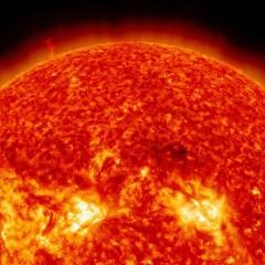 Uma tempestade solar que poderia acabar com a civilização moderna quase nos atingiu em 2012
