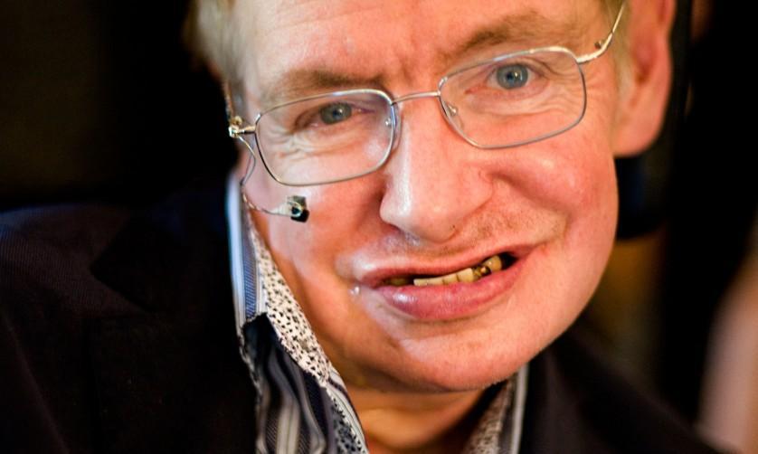 Stephen Hawking morreu