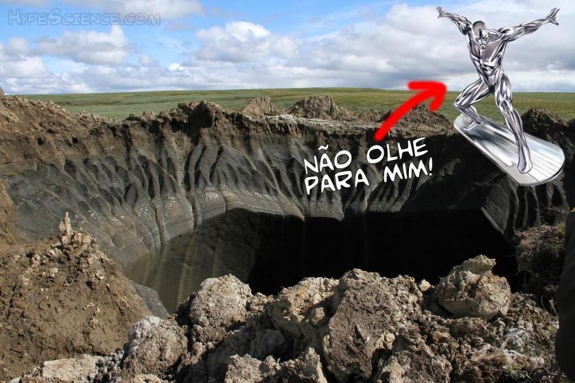 Cientistas podem ter descoberto como surgiram os buracos misteriosos da Sibéria