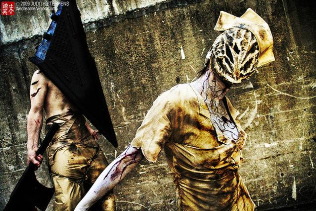 cosplays assustadores 13