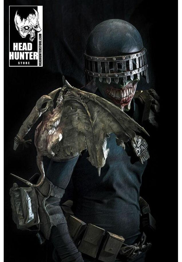 cosplays assustadores 5