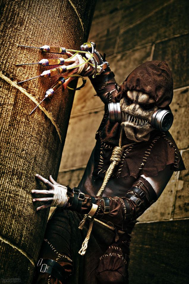 cosplays assustadores 8