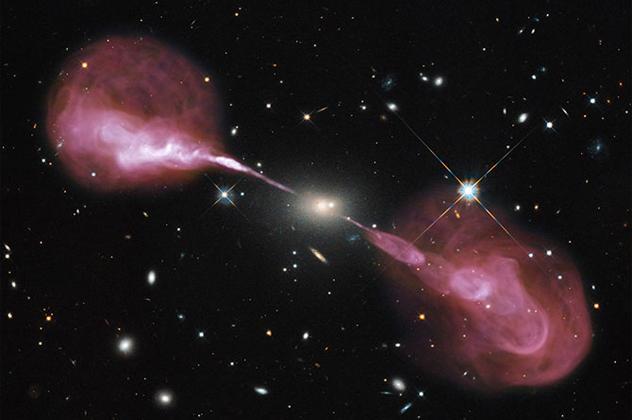 descobertas espaciais 1
