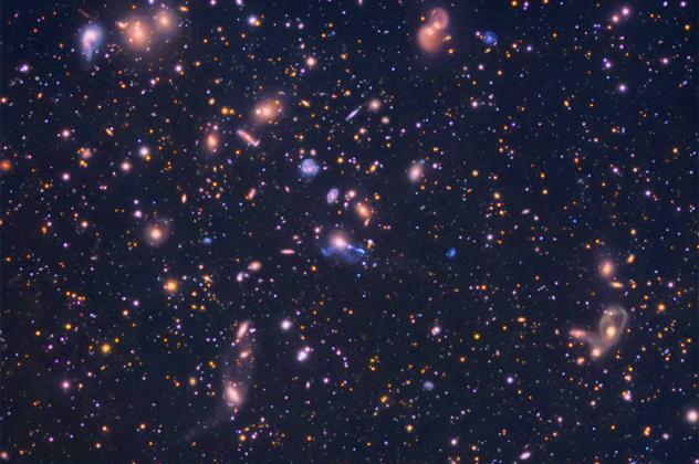 descobertas espaciais 7