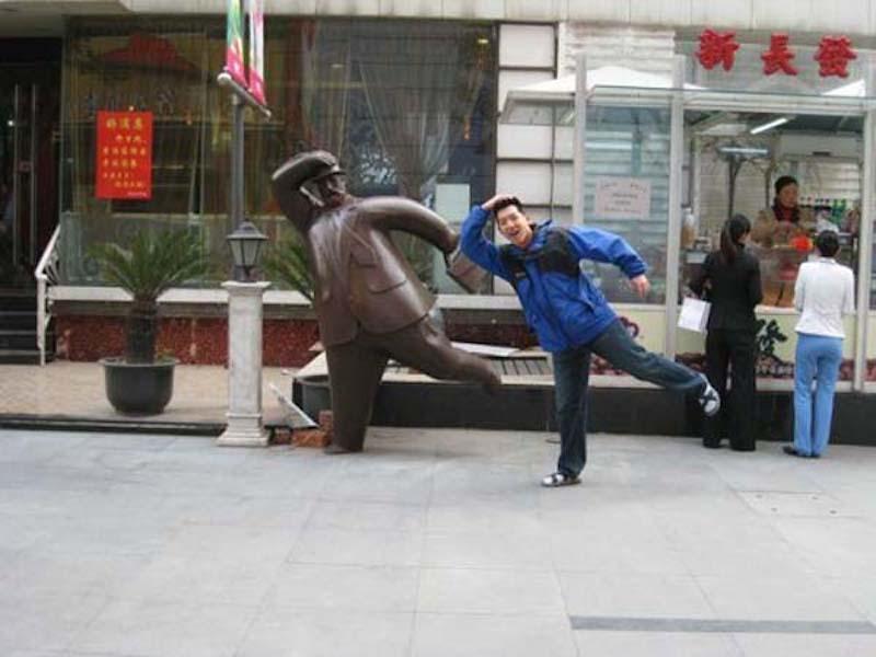 estatuas fotos engracadas 13