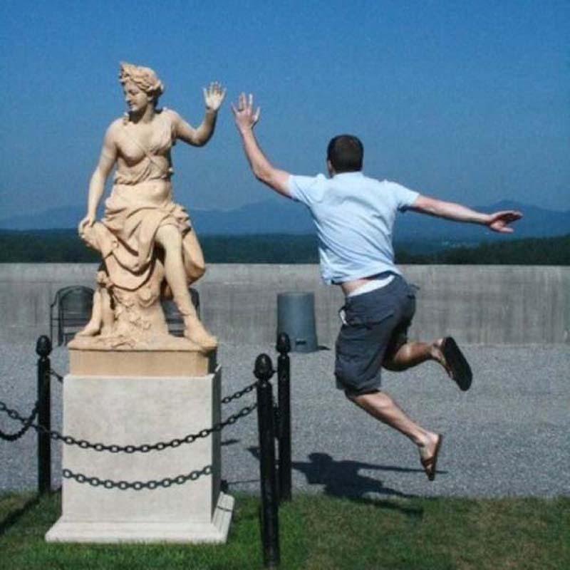 estatuas fotos engracadas 18
