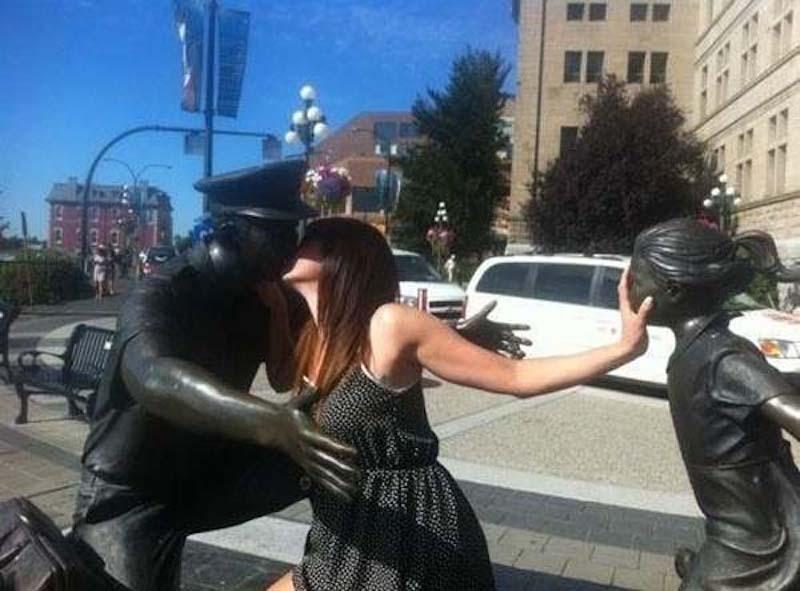 estatuas fotos engracadas 2