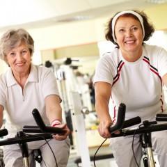 O exercício é o melhor remédio, mostra estudo com mulheres idosas