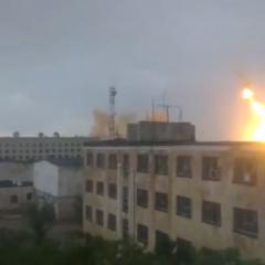 Esse foguete russo libera uma estupenda onda de choque: vídeo
