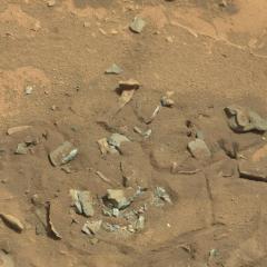 Ossos humanos em Marte?