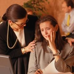 Se sentir mal no trabalho nem sempre tem resultados negativos