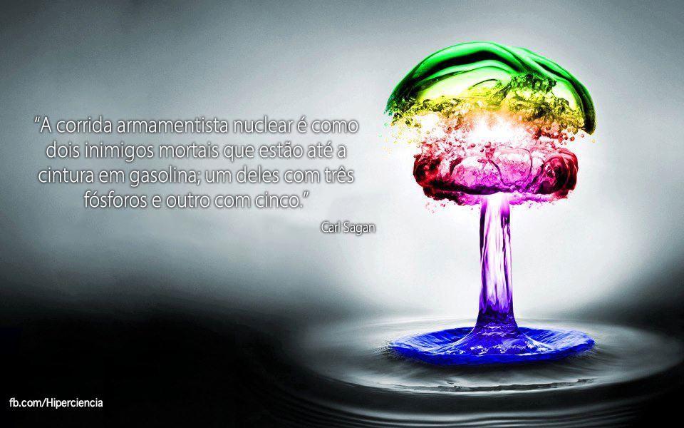 carl sagam nuclear