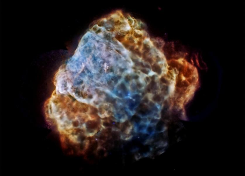 supernova pupis