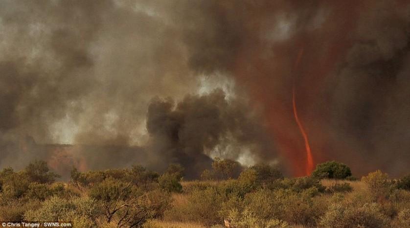 tornados de fogo 2