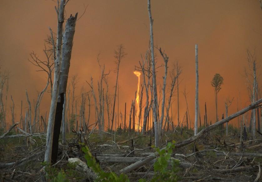 tornados de fogo 6