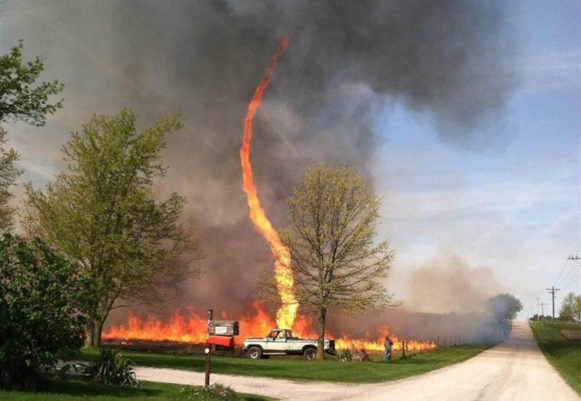 tornados de fogo 8