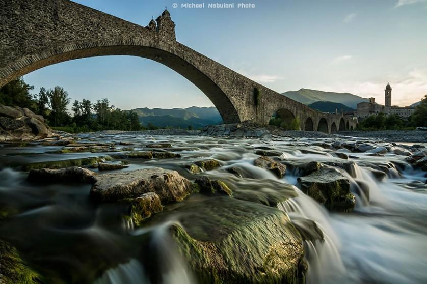 Ponte Gobbo, na Itália