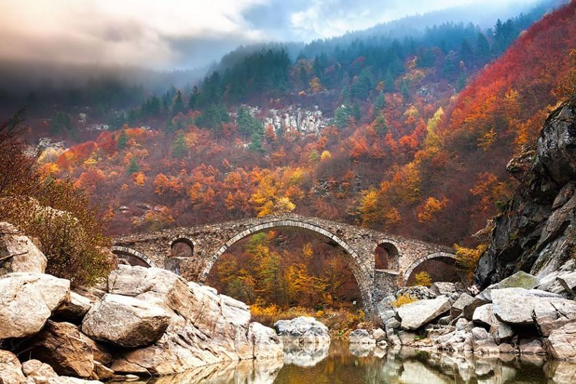 Ponte do Demôni Bulgária 02