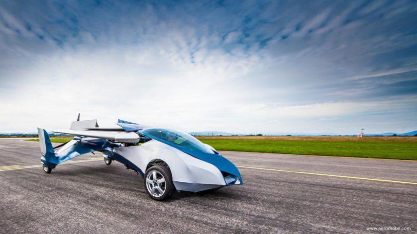 aeromobil carro voador 2