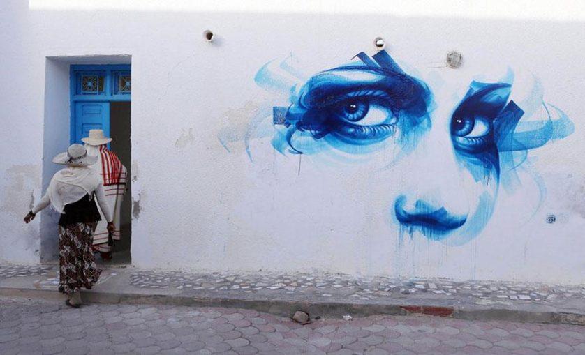 arte urbana inspiração