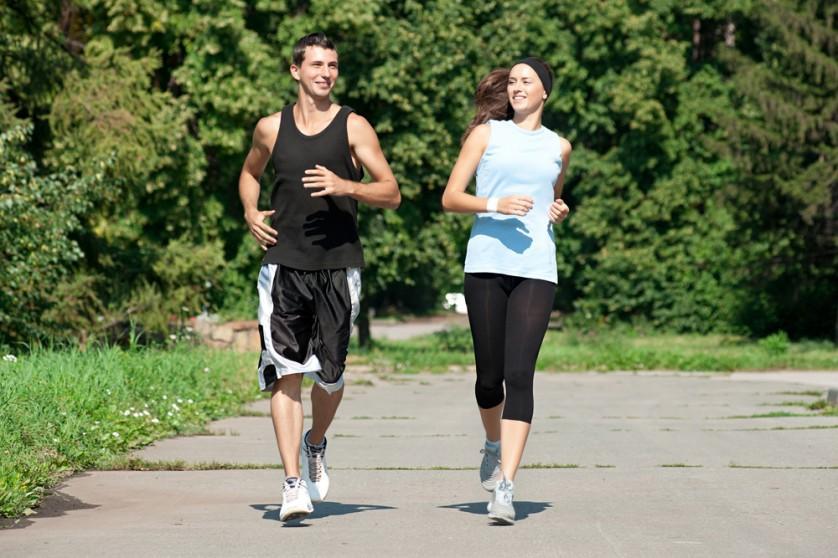 como correr 4