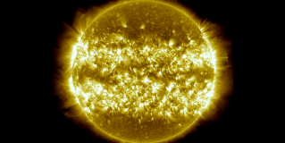 Será que o sol está emitindo matéria escura?