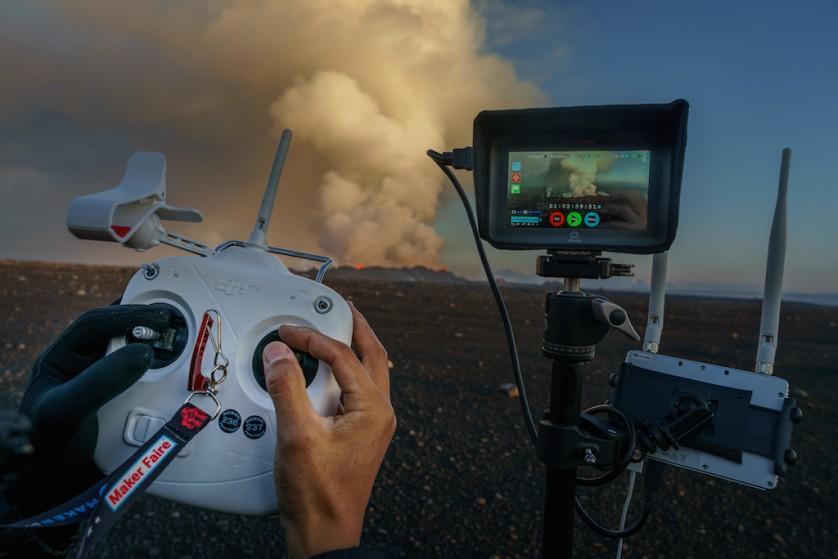 vulcoes drone islandia (8)