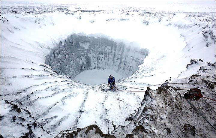 cratera siberia