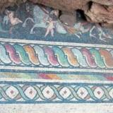 Mosaicos incríveis foram descobertos SÓ AGORA na Grécia