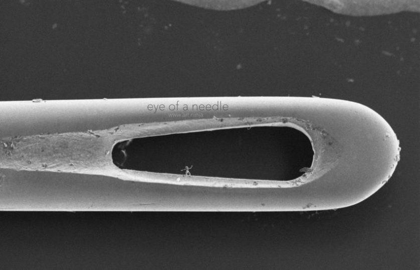 nanoescultura