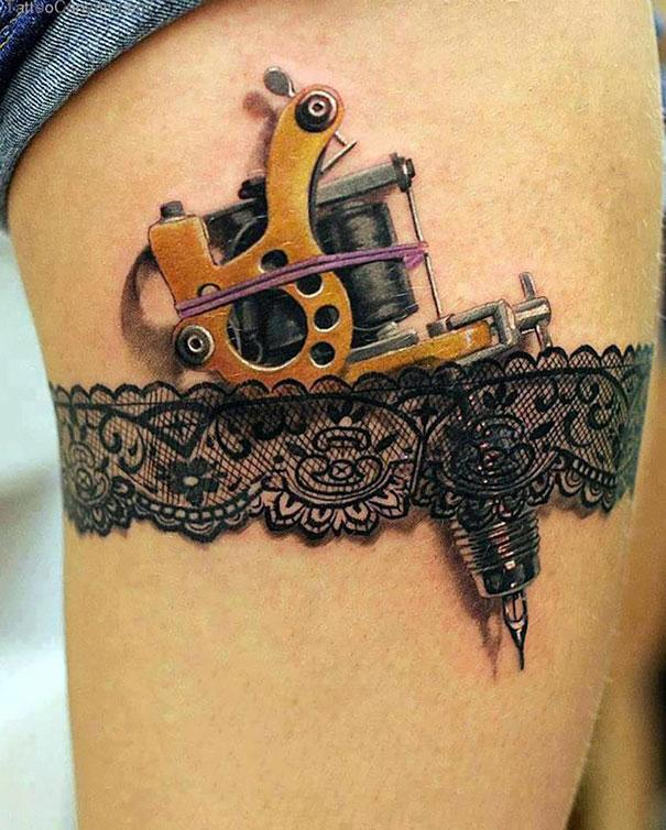 tatuagens 3D exemplos 17