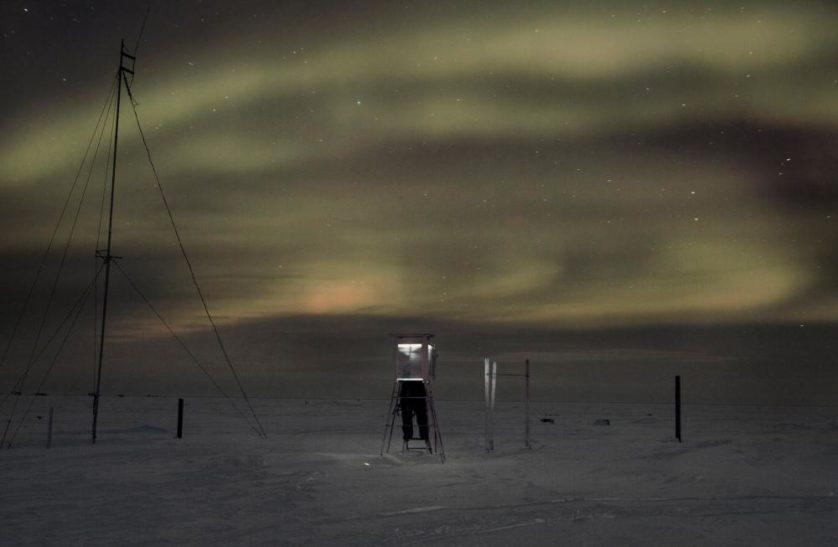 Fotografia Conheça o homem que vive sozinho no norte polar (3)