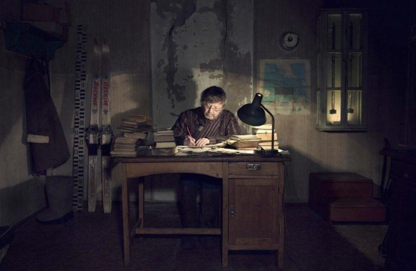 Fotografia Conheça o homem que vive sozinho no norte polar (4)