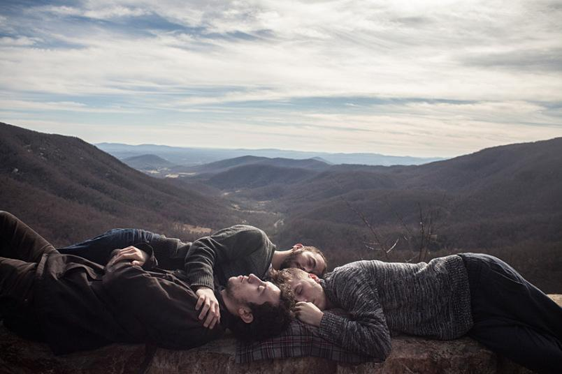 """""""Meus irmãos e eu"""", de Tyler G em Blue Ridge Parkway, EUA, recebeu menção honrosa"""