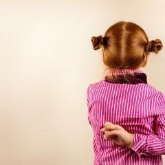 Qual a melhor maneira de fazer as crianças dizerem a verdade?