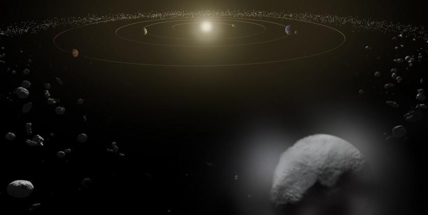 descobertas espaciais 5