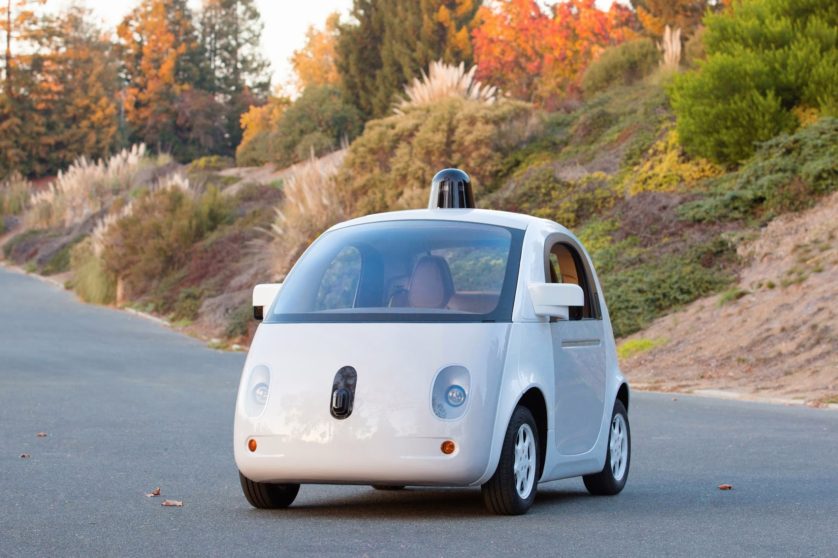 google carro motorista