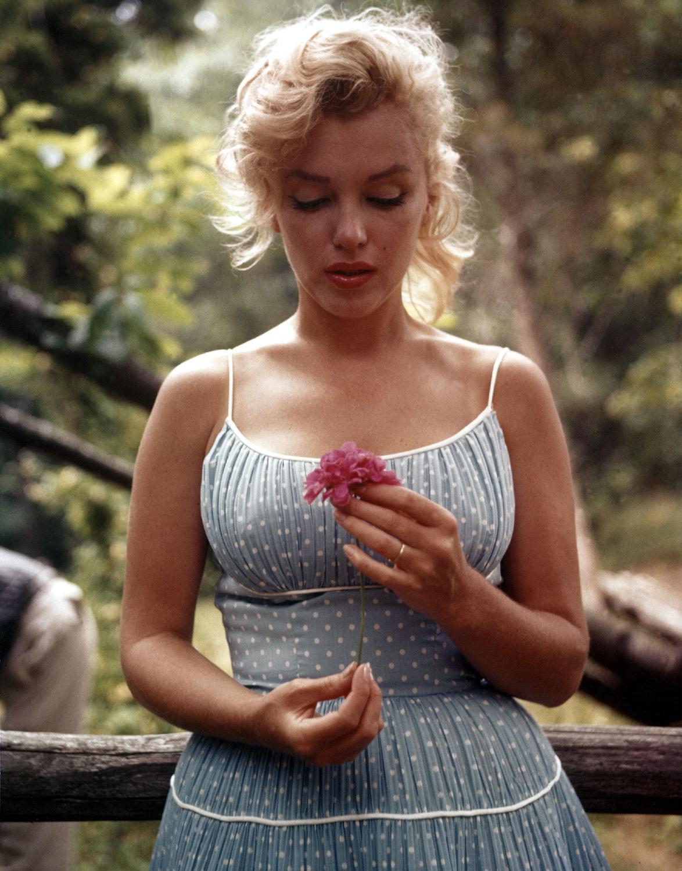 Marilyn Monroe se acharia gorda?