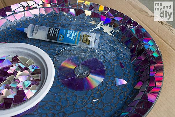 ideias reciclagem cds 1-