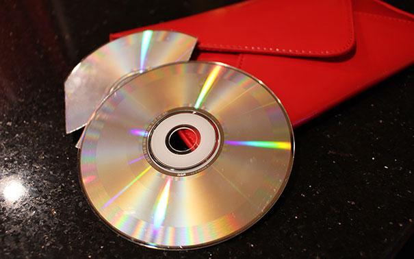 ideias reciclagem cds 19