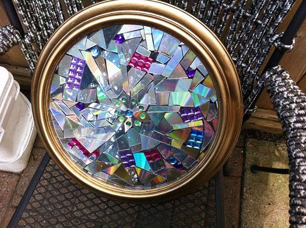 ideias reciclagem cds 20