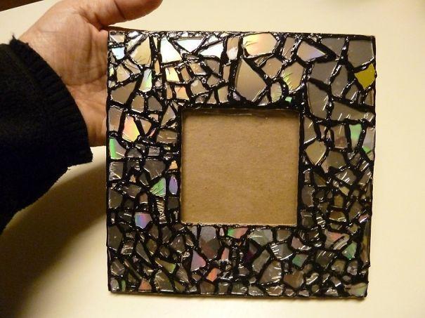 ideias reciclagem cds 22
