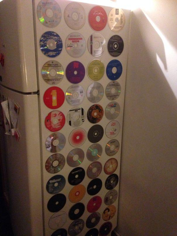 ideias reciclagem cds 26