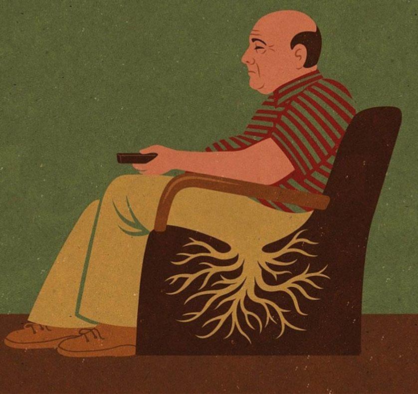 ilustracoes satiricas John Holcroft  (14)