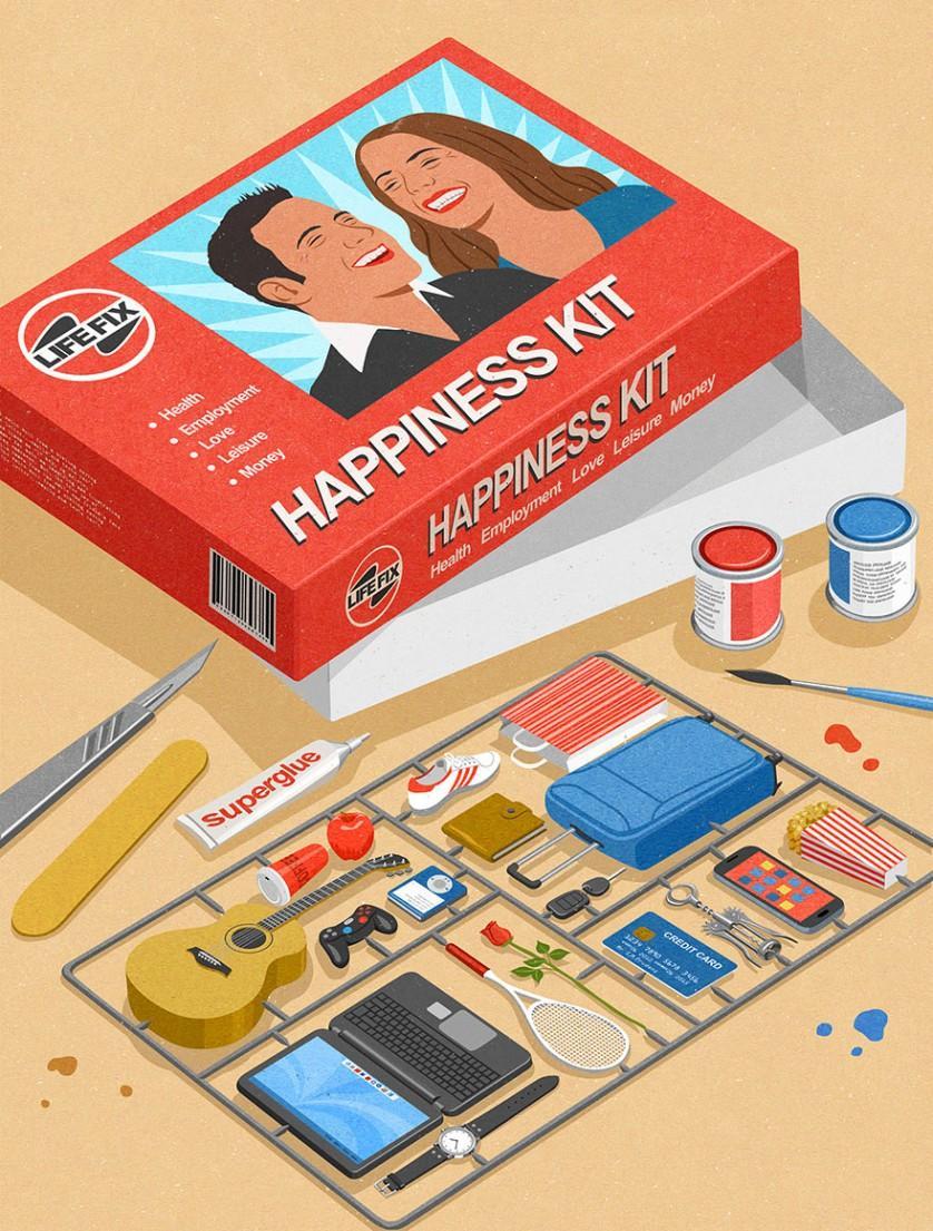 """""""Kit de felicidade"""""""