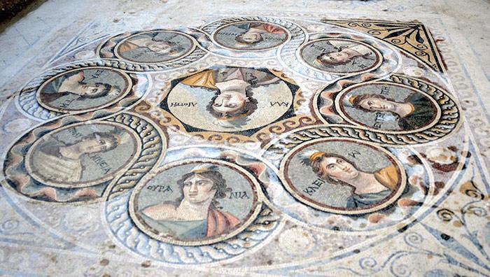 mosaicos gregos romanos antigos Turquia (5)