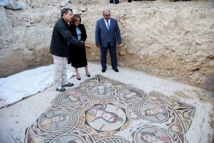 mosaicos gregos romanos antigos Turquia (8)
